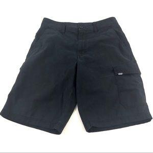 Vans Men's Black Shorts 30